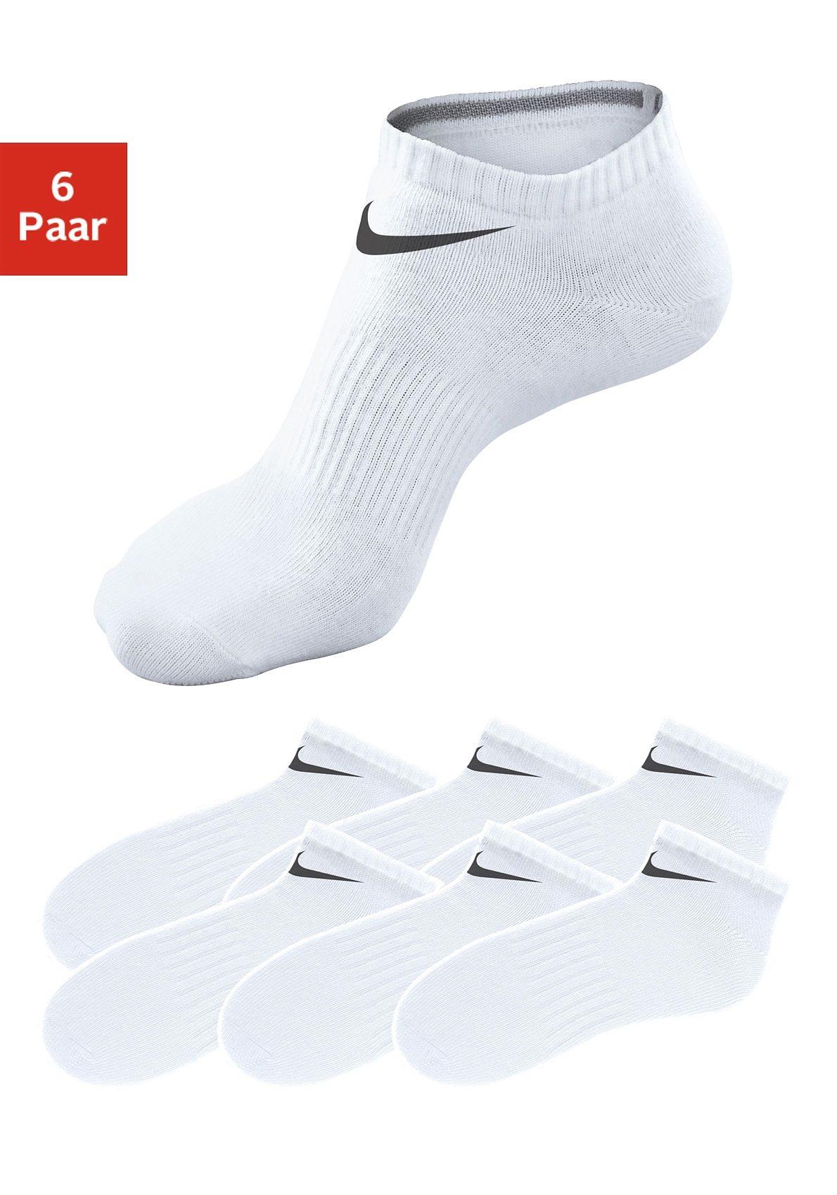 Nike Sneakersocken mit Mittelfußgummi, Füßlinge für Sie und Ihn online kaufen | OTTO