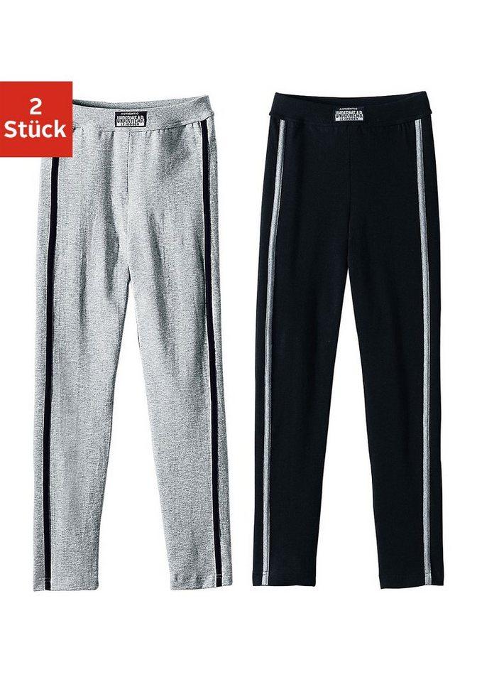 authentic underwear leggings 2 st ck ideal f r kalte. Black Bedroom Furniture Sets. Home Design Ideas