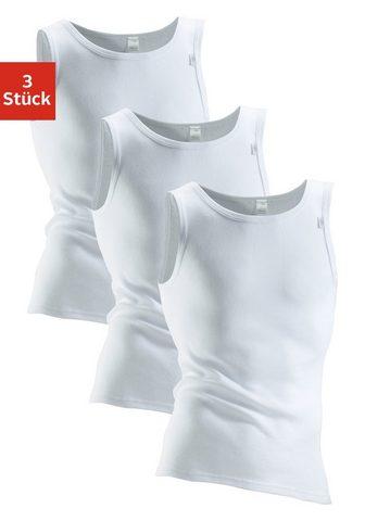 CLIPPER EXCLUSIVE Apatiniai marškinėliai 3 vienetai