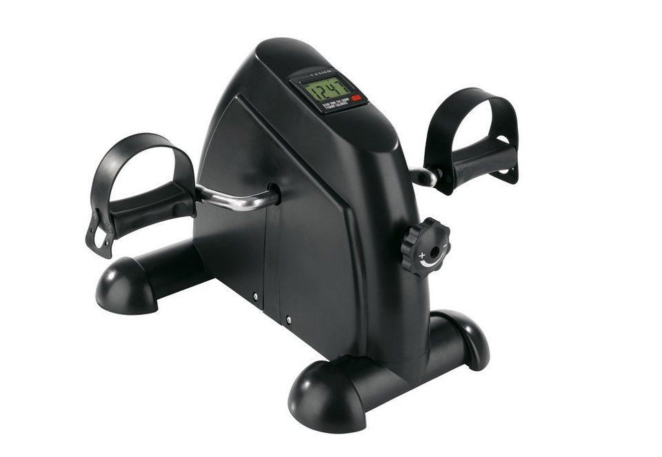 VITALmaxx Trainingsgerät 2in1 schwarz in schwarz