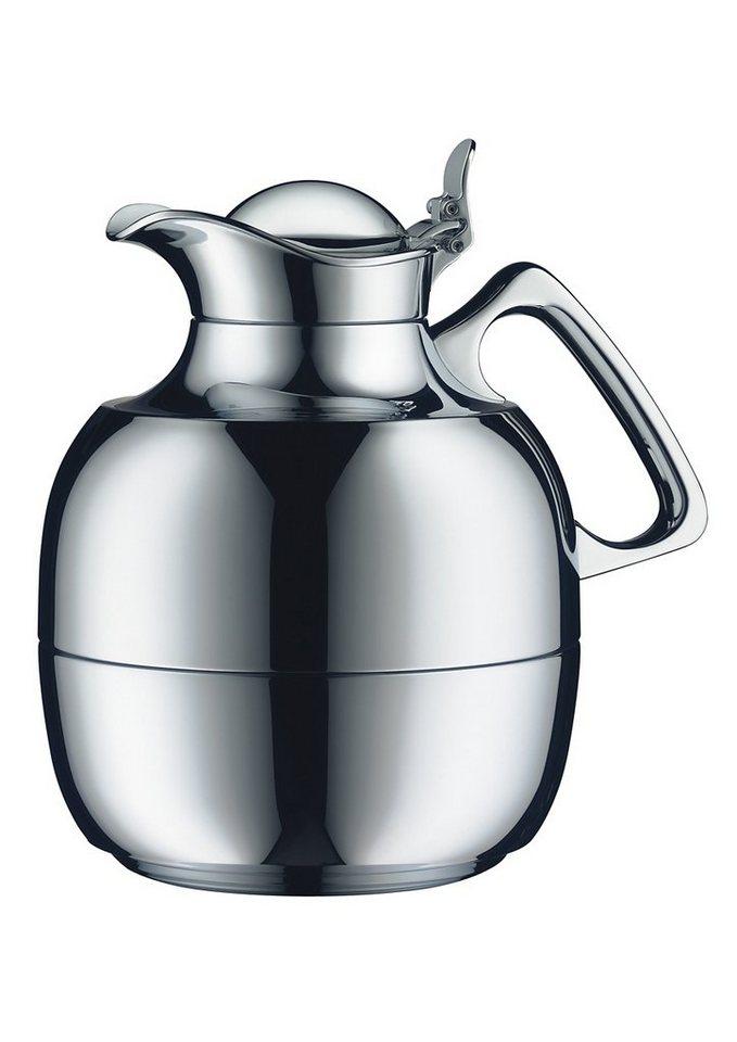 isolierkanne messing verchromt 1 liter juwel tea alfi online kaufen otto. Black Bedroom Furniture Sets. Home Design Ideas