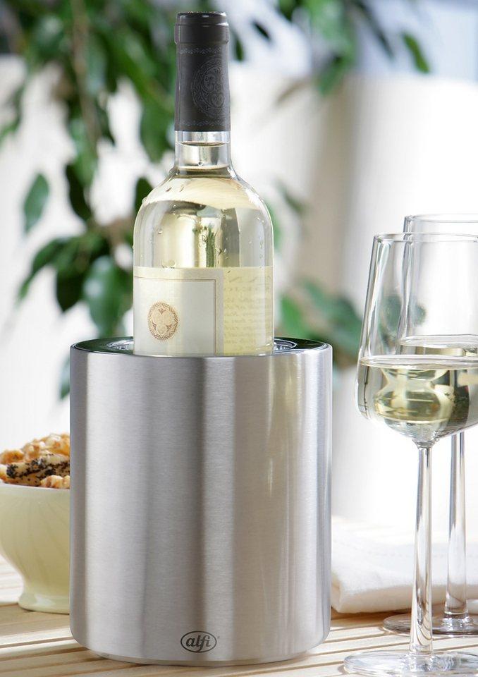Flaschenkühler, Edelstahl, »icePod«, Alfi in Edelstahl poliert