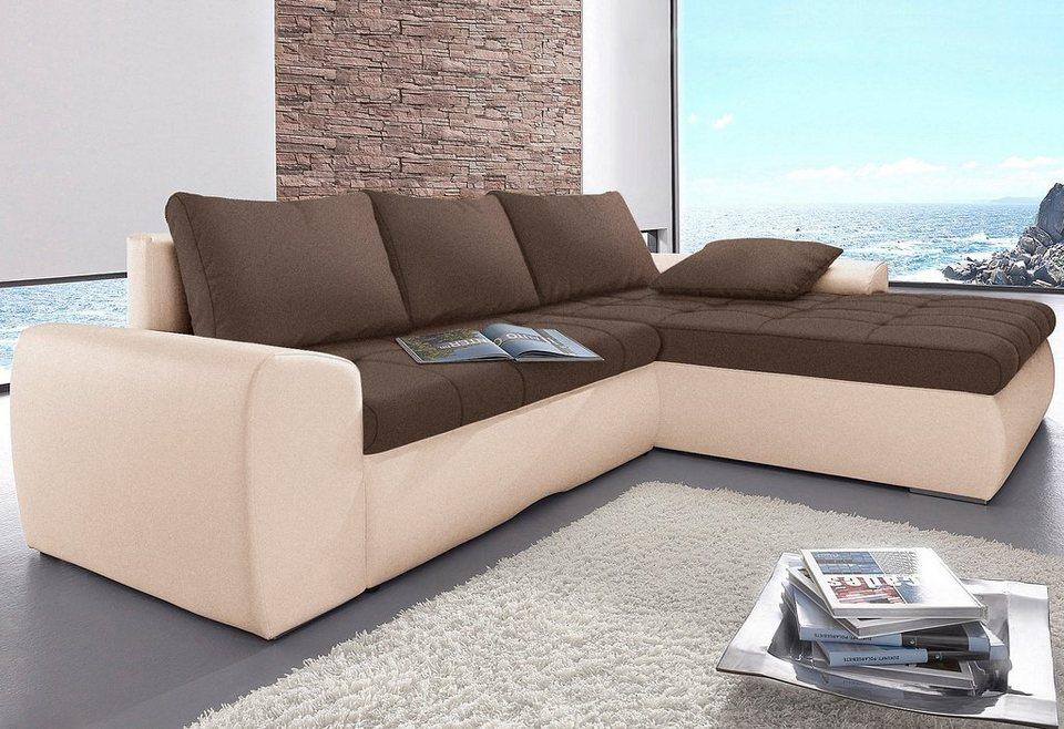 polsterecke xl sit more online kaufen otto. Black Bedroom Furniture Sets. Home Design Ideas