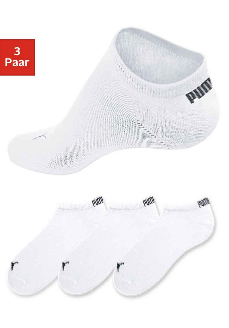 PUMA Sneakersocken (3-Paar) in klassischer Form