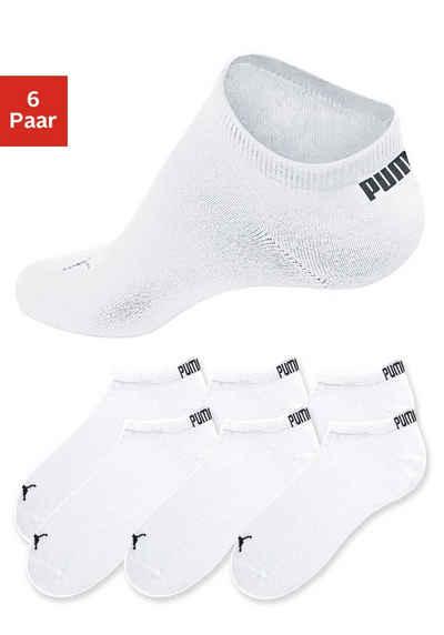 PUMA Sneakersocken (6-Paar) in klassischer Form