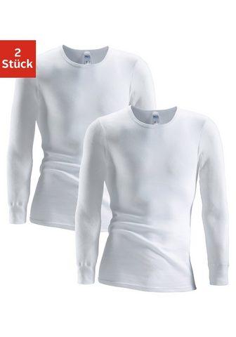 CLIPPER Apatiniai marškinėliai 2 vienetai