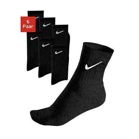Nike Klassische Sportsocken (6 Paar) mit Frottee