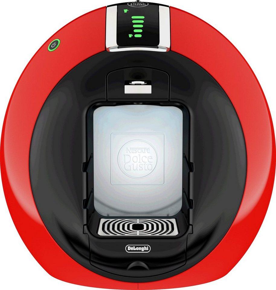 De'Longhi NESCAFÉ® Dolce Gusto® Kapselmaschine »Circolo™ Automatic EDG 605.R« in rot