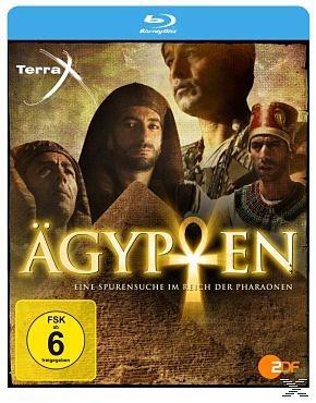 Blu-ray »Ägypten - Eine Spurensuche im Reich der...«