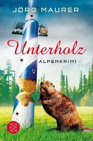 Broschiertes Buch »Unterholz / Kommissar Jennerwein Bd.5«
