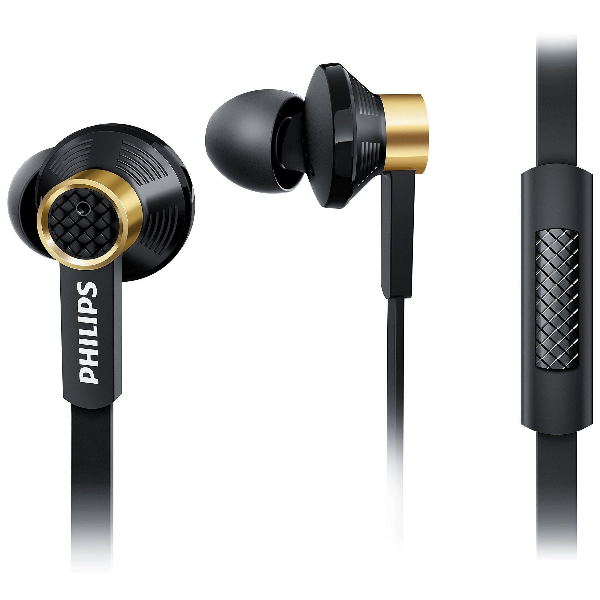 Philips In Ear Headset »TX2BK/00 schwarz«