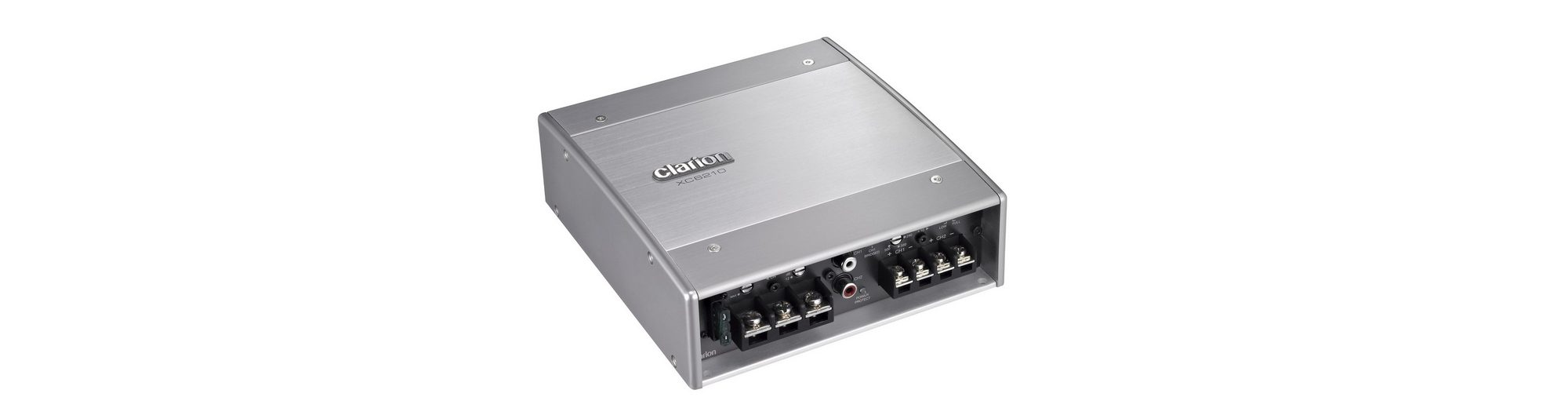 Clarion 2-Kanal Marine Kompaktendstufe »XC6210«