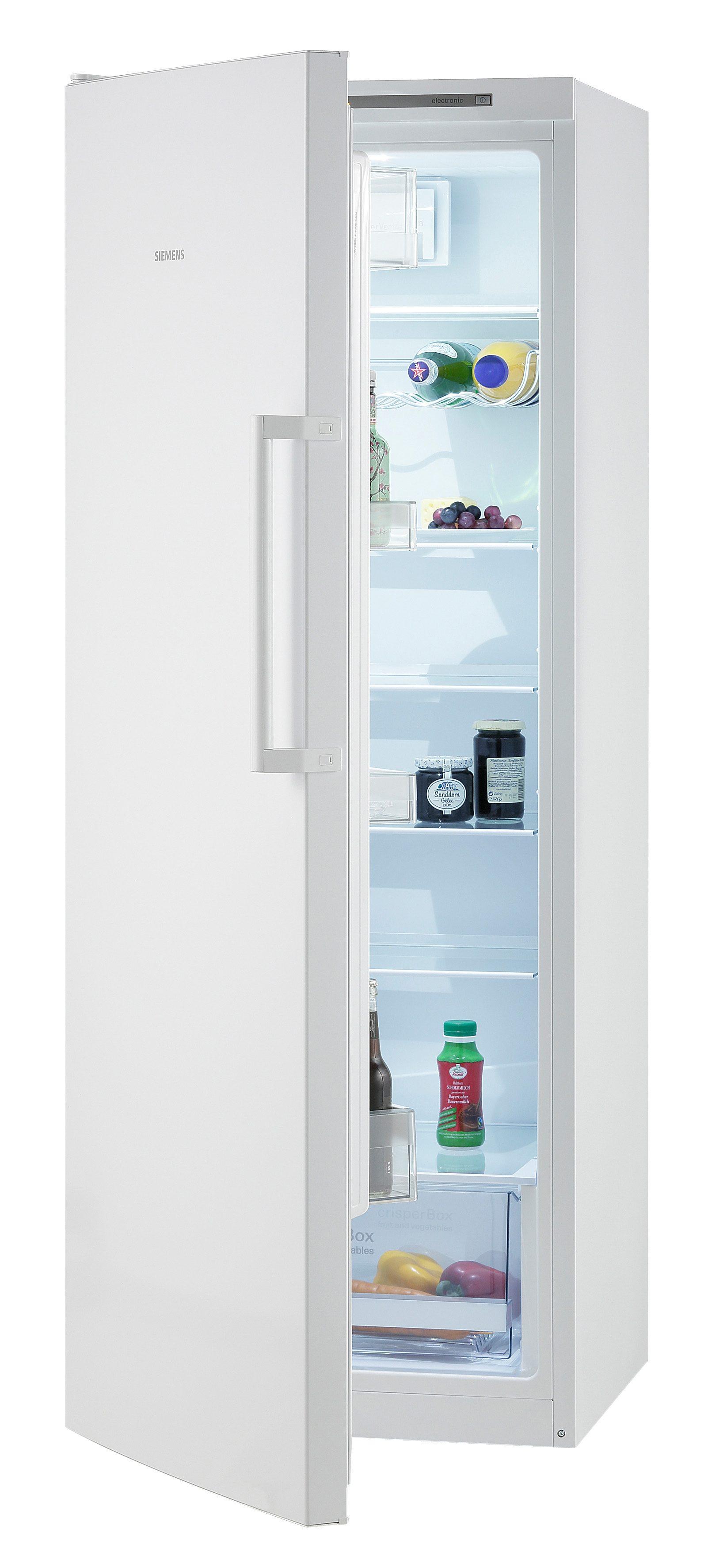 Siemens Kühlschrank KS29VVW40, A+++, 161 cm hoch