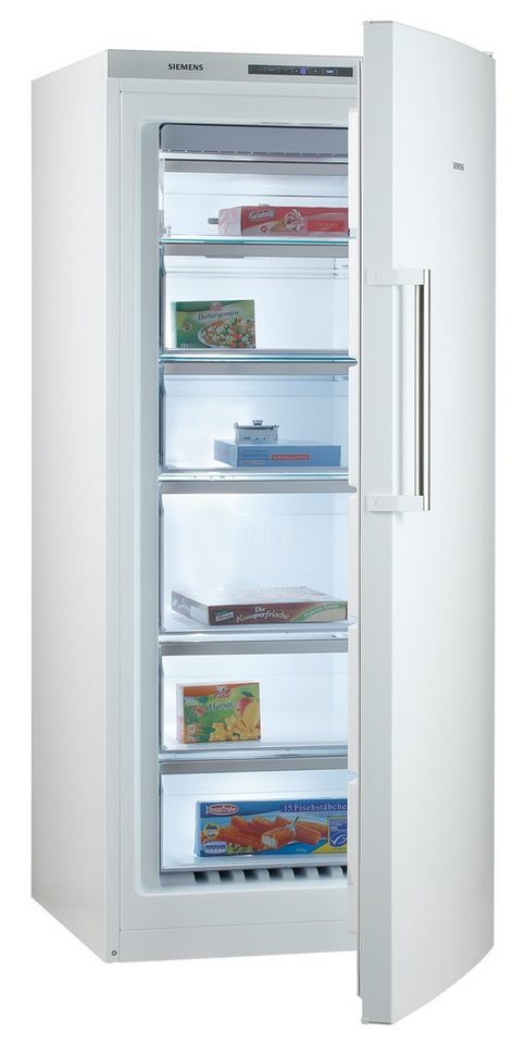 Delightful SIEMENS Gefrierschrank GS51NFW40, 161,0 Cm Hoch, 70,0 Cm Breit Great Ideas