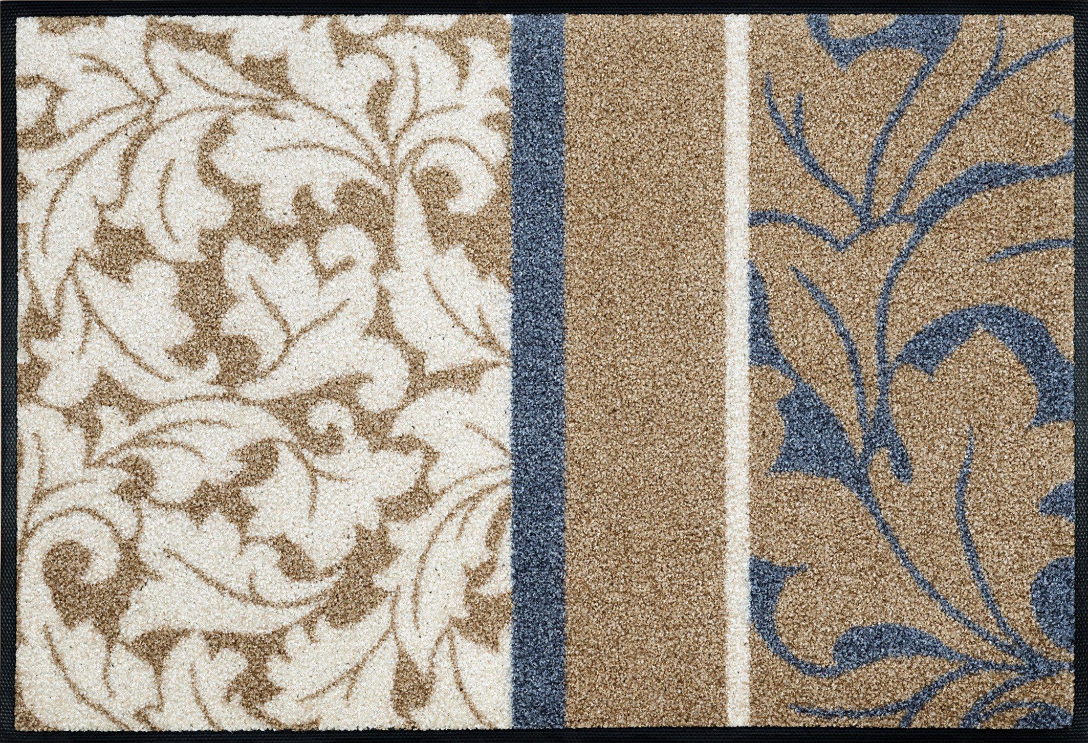 Fußmatte »Sinfonia«, wash+dry by Kleen-Tex, rechteckig, Höhe 7 mm | Heimtextilien > Fussmatten | wash+dry by Kleen-Tex