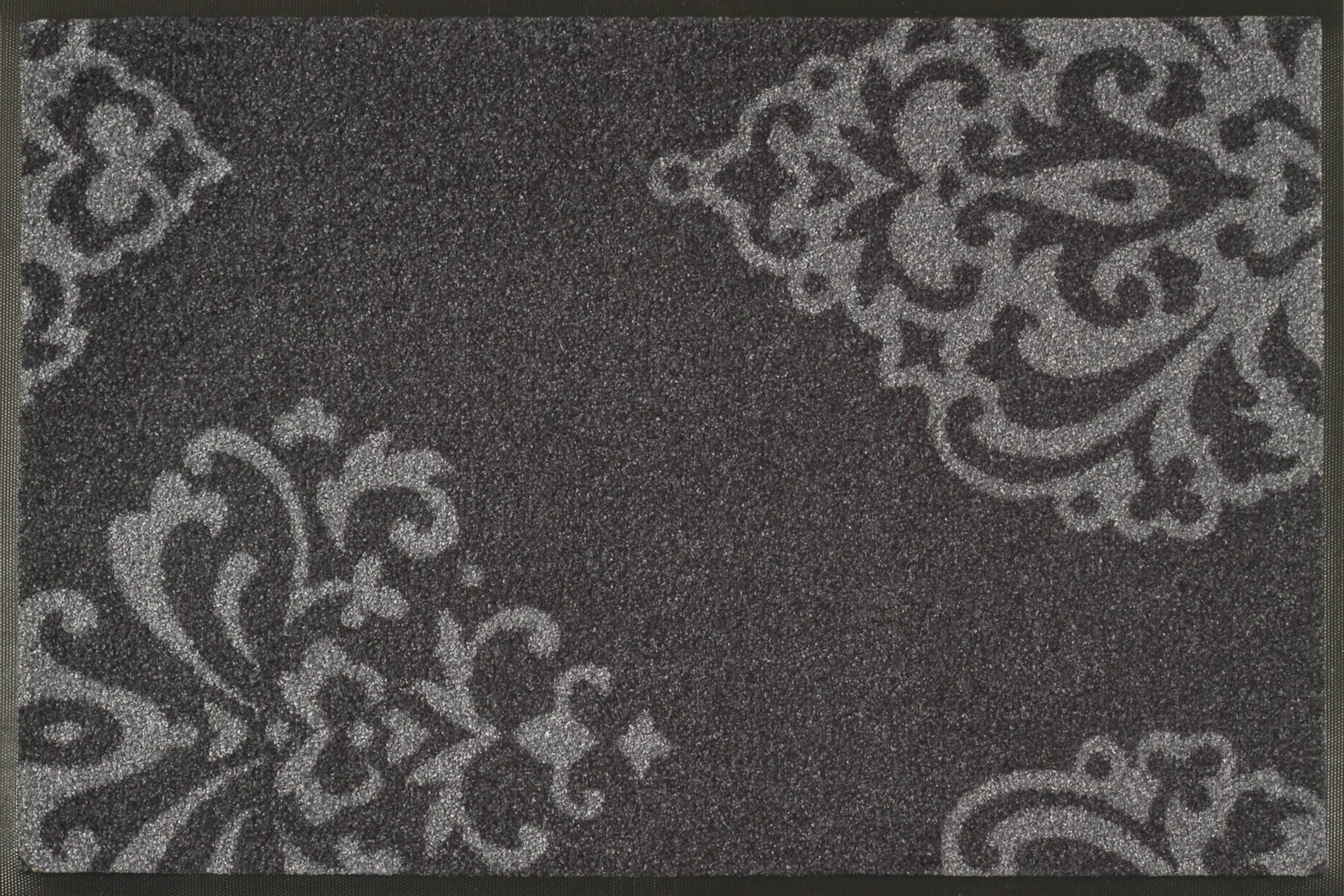 Fußmatte »Lucia«, wash+dry by Kleen-Tex, rechteckig, Höhe 7 mm