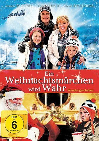 DVD »Ein Weihnachtsmärchen wird wahr«