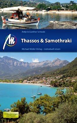 Broschiertes Buch »Thassos & Samothraki«