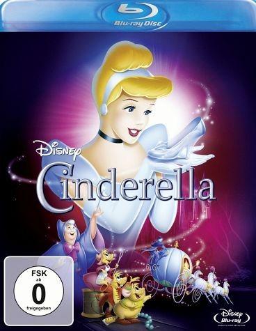 Blu-ray »Cinderella«