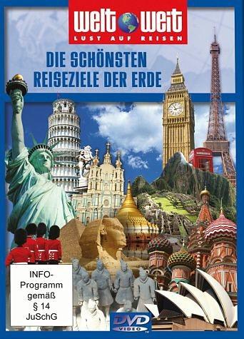 DVD »Weltweit - Die schönsten Reiseziele der Erde...«