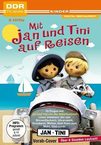 DVD »Mit Jan und Tini auf Reisen, Box 3 (2 Discs)«