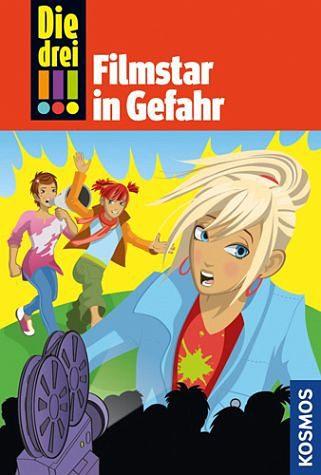 Gebundenes Buch »Filmstar in Gefahr / Die drei Ausrufezeichen...«