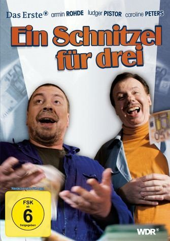 DVD »Ein Schnitzel für drei«