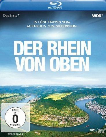 Blu-ray »Der Rhein von oben«