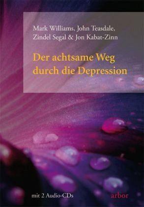 Gebundenes Buch »Der achtsame Weg durch die Depression«