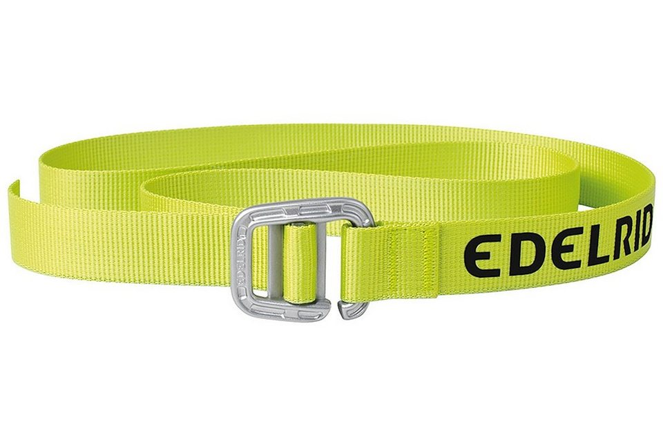 Edelrid Gürtel »Turley Belt 25 mm« in grün