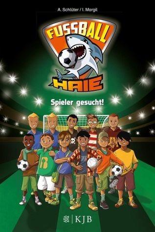 Gebundenes Buch »Spieler gesucht! / Fußball-Haie Bd.1«