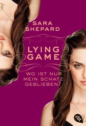 Broschiertes Buch »Wo ist nur mein Schatz geblieben? / Lying Game...«