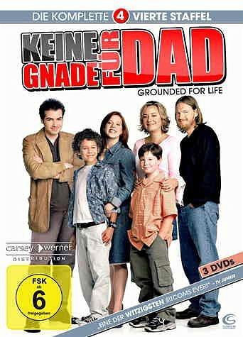 DVD »Keine Gnade für Dad - Die komplette 4. Staffel...«