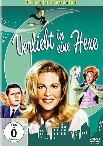 DVD »Verliebt in eine Hexe - Die komplette Season...«