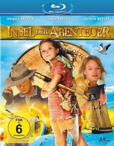 Blu-ray »Die Insel der Abenteuer«