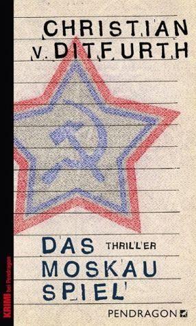 Broschiertes Buch »Das Moskau-Spiel«