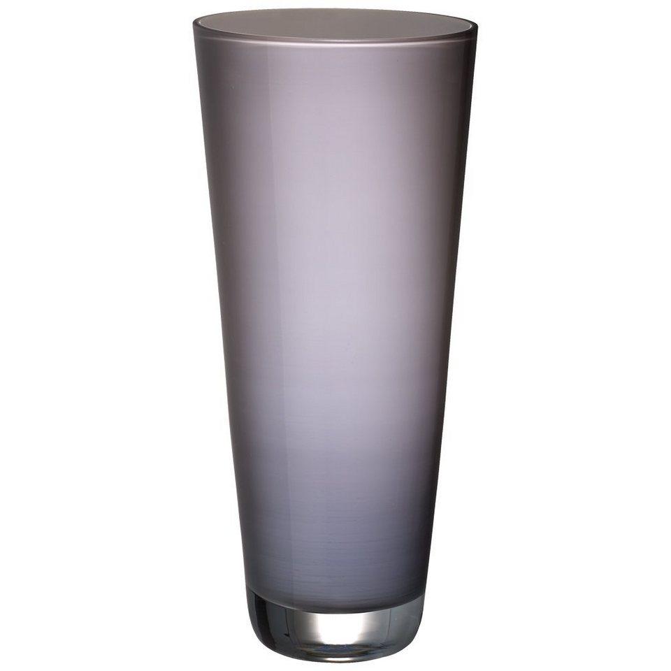 VILLEROY & BOCH Vase pure stone 380mm »Verso« in Dekoriert