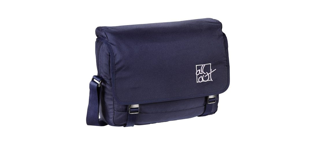 All Out Schultertasche Barnsley, Deep Navy