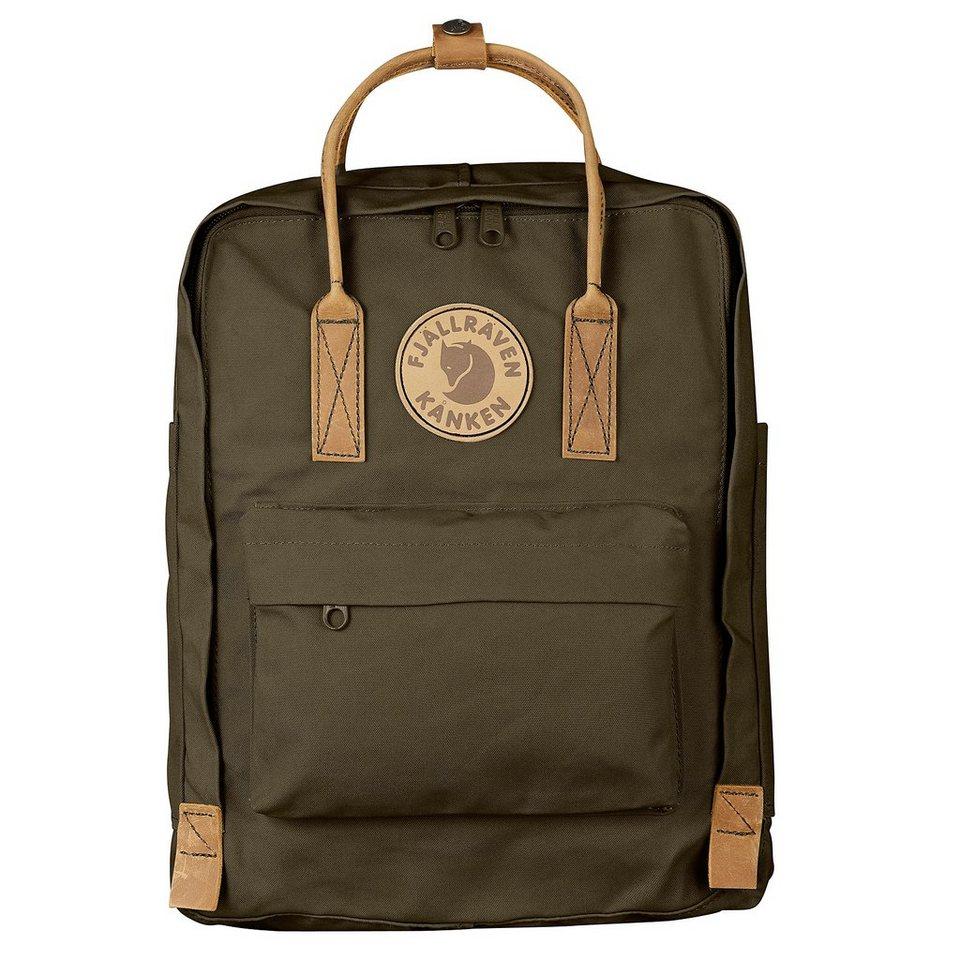 Fjällräven Sport- und Freizeittasche »Kanken No.2 Backpack« in oliv