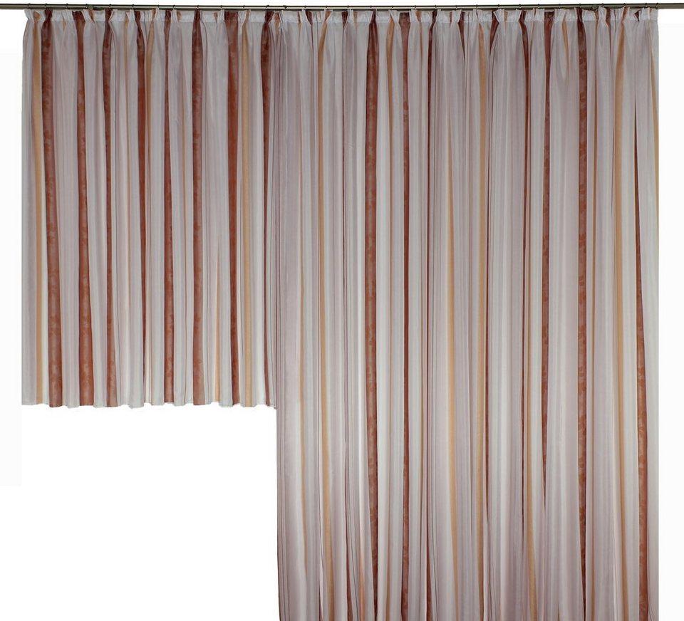 Vorhang Nicole Wirth Faltenband 1 Stück Store Online Kaufen