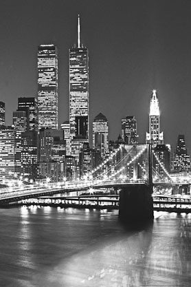 HOME AFFAIRE Fototapetas »Brooklyn Bridge«