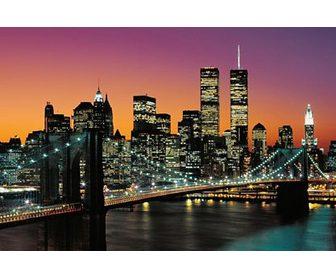 HOME AFFAIRE Fototapetas »Manhattan«