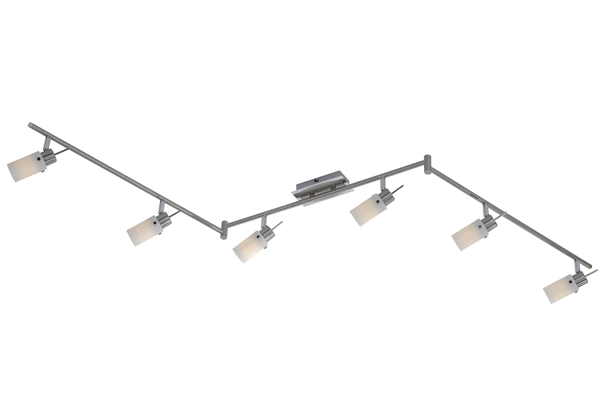 Paul Neuhaus LED Deckenstrahler, 6-flammig