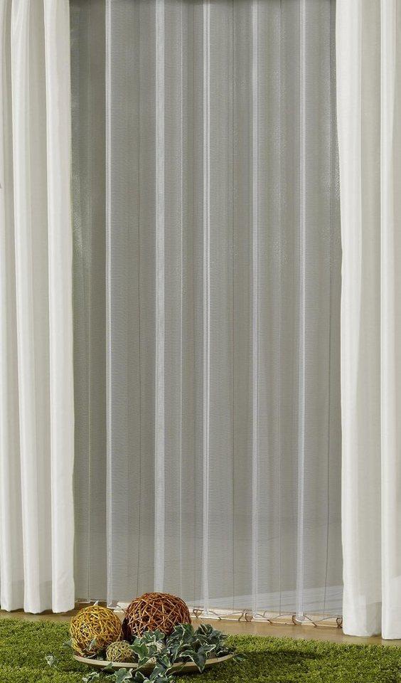 Vorhang, Wirth, »Emilia« (1 Stück), nach Maß in beige