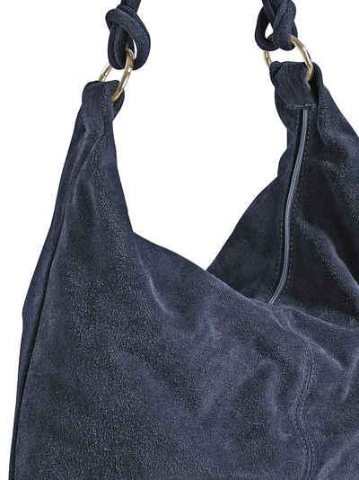 Beuteltasche in blau online kaufen | OTTO