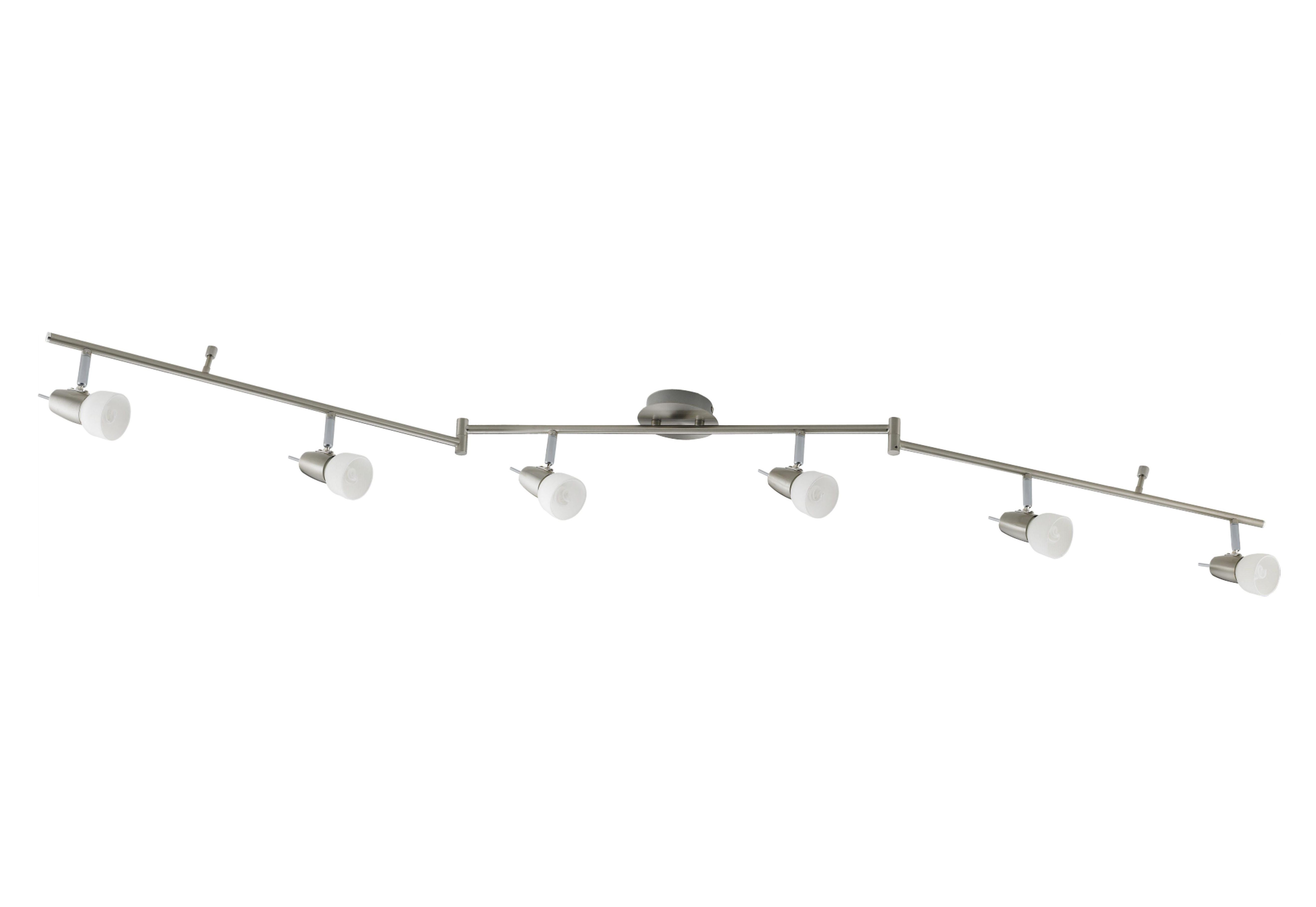 LED-Deckenlampe, Leuchten Direkt (6flg.)
