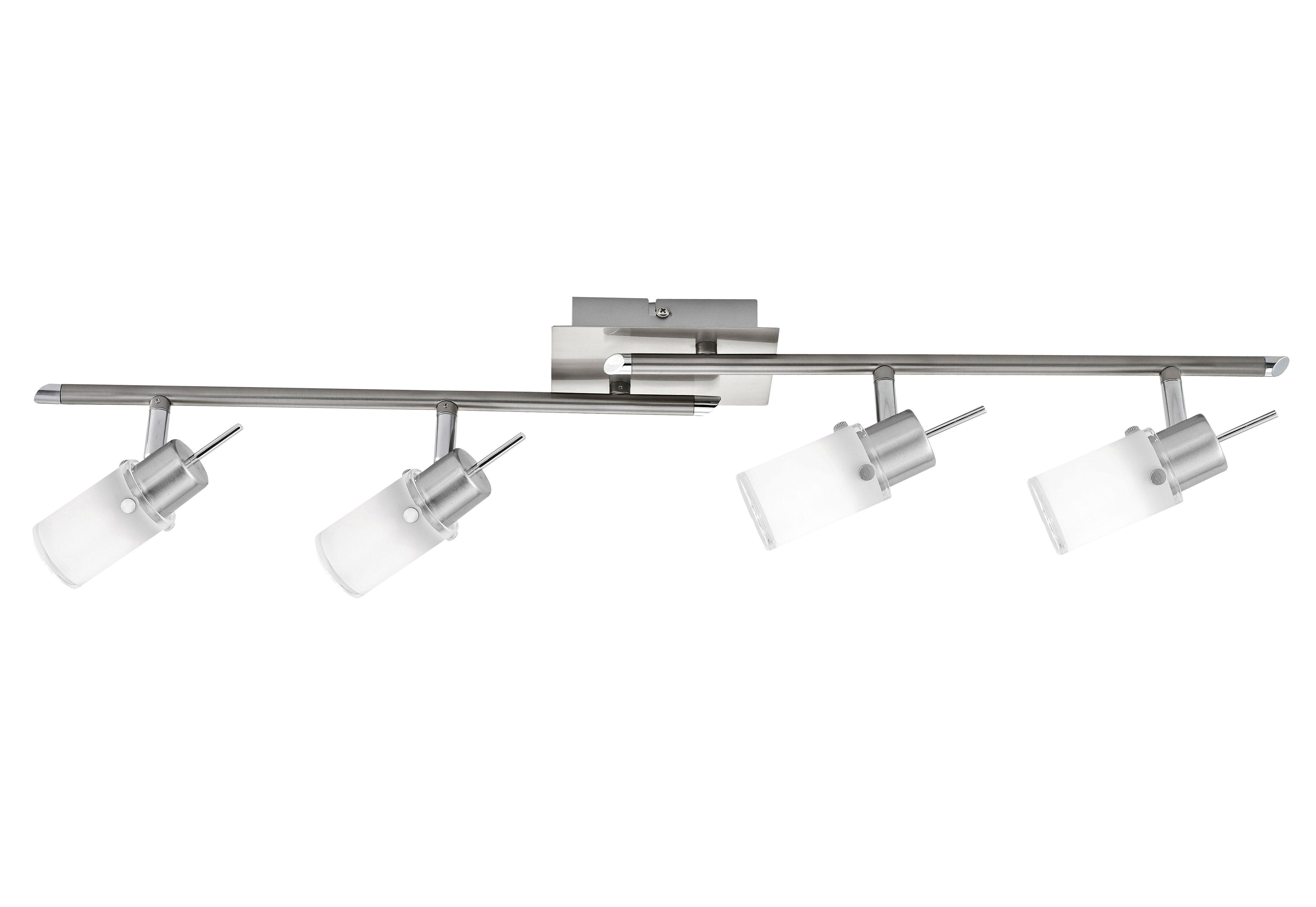 LED-Deckenlampe, Leuchten Direkt (4flg.)