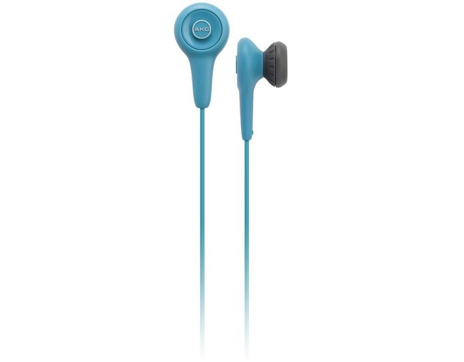 AKG Ear Bud Kopfhörer »Y10 Blau«