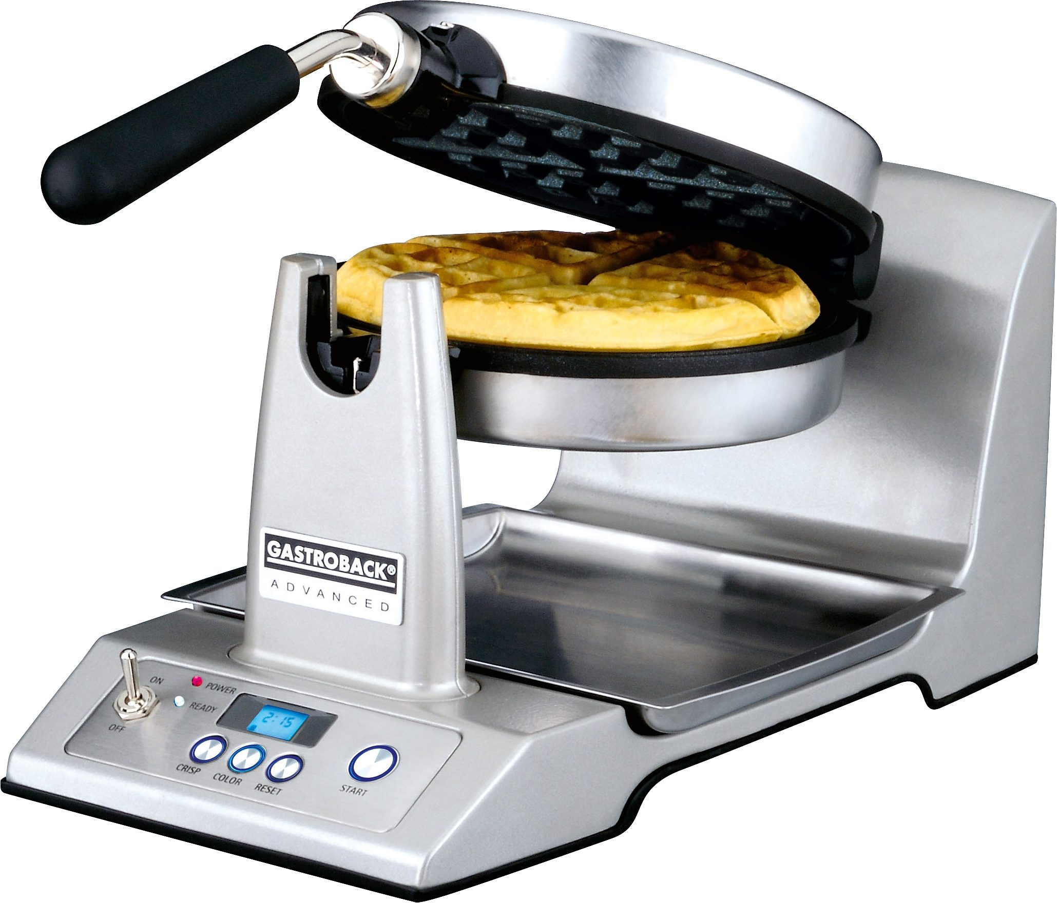 Gastroback Design Waffeleisen »Advanced EL«, 950 Watt