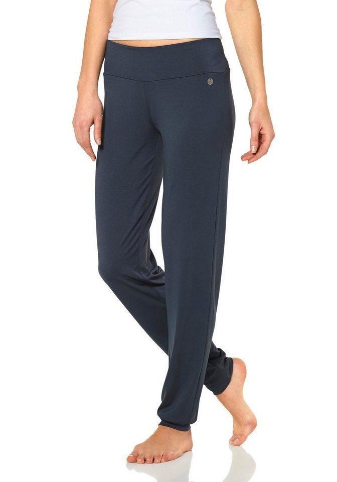 Ocean Sportswear Yogahose in Grau